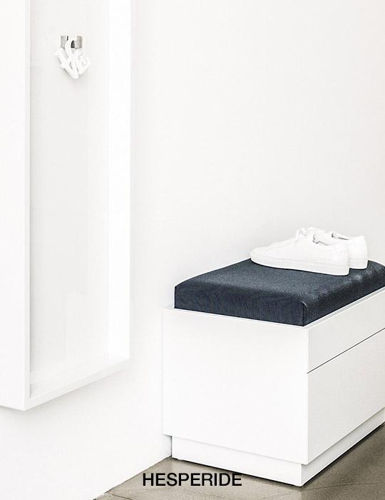 sch nbuch garderobe funktionale design highlights f r. Black Bedroom Furniture Sets. Home Design Ideas