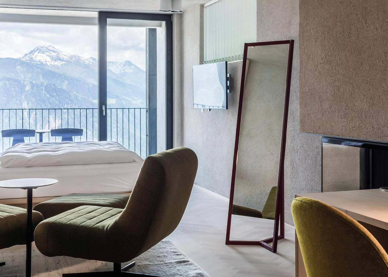 Architekten Hotel Miramonti Meran