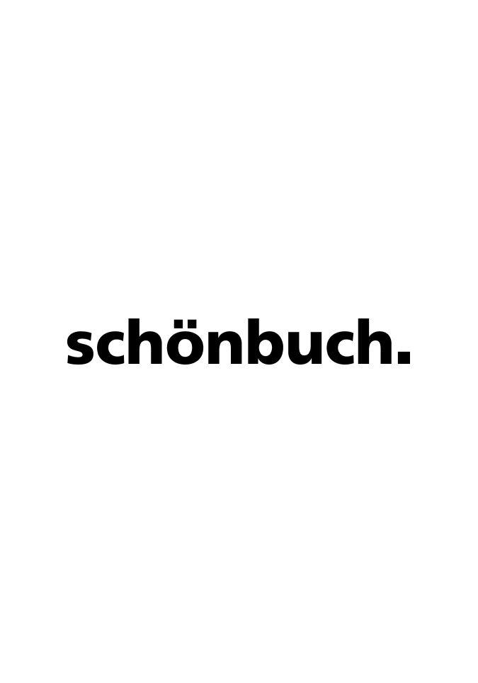 Schönbuch designer wall mirror Brace solid wood black yellow puristic Martha Schwindling