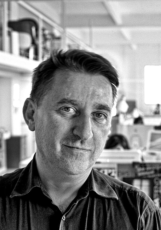 James Irvine