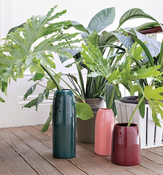 Schönbuch Design Vase Carla Keramik rund zeitlos Christian Haas Schönbuch design vase Carla ceramic round timeless Christian Haas